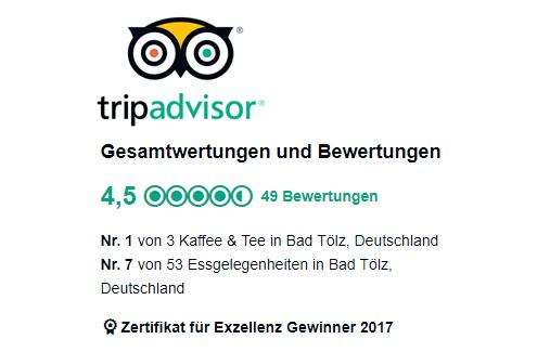Café Bad Tölz - Bewertungen